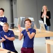 Apple-winkels heten niet langer 'Apple Store'