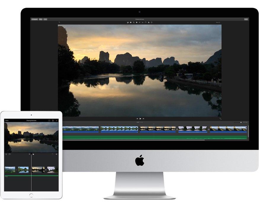 iMovie videobewerken stappenplan