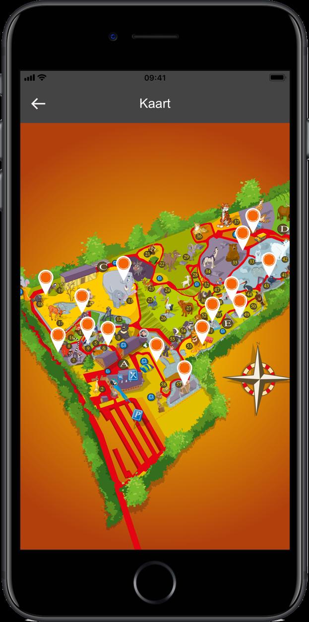 Dierenrijk Nuenen app 1