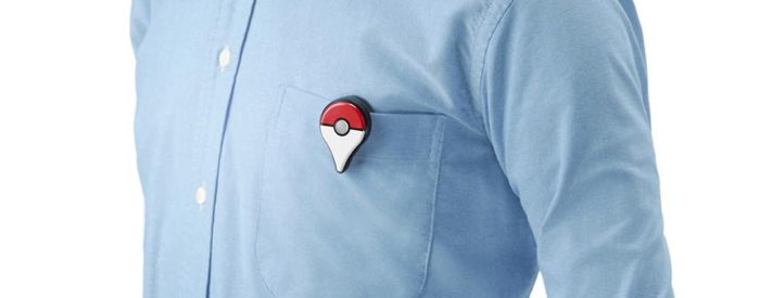 Pokémon Go Plus wearable