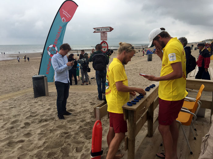 Vodafone KinderBrigade in Domburg