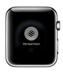 Nest voor Apple Watch laat je verwarmen.