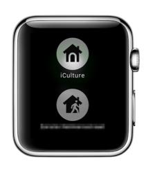 Nest voor Apple Watch met Force Touch.