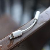Foto's tonen mogelijke koptelefoon-adapter voor iPhone 7