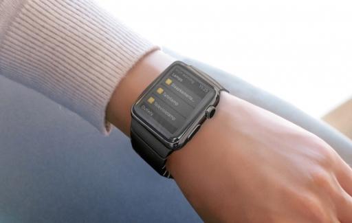 Apple Watch met app voor huisbediening.