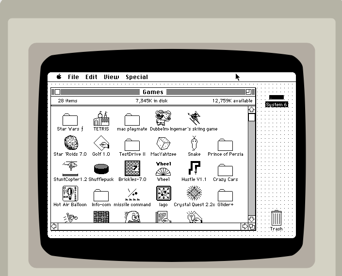 games-macintosh-emulator