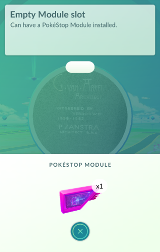 Pokemon Go Lure