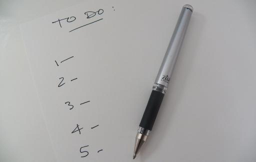 To Do lijst