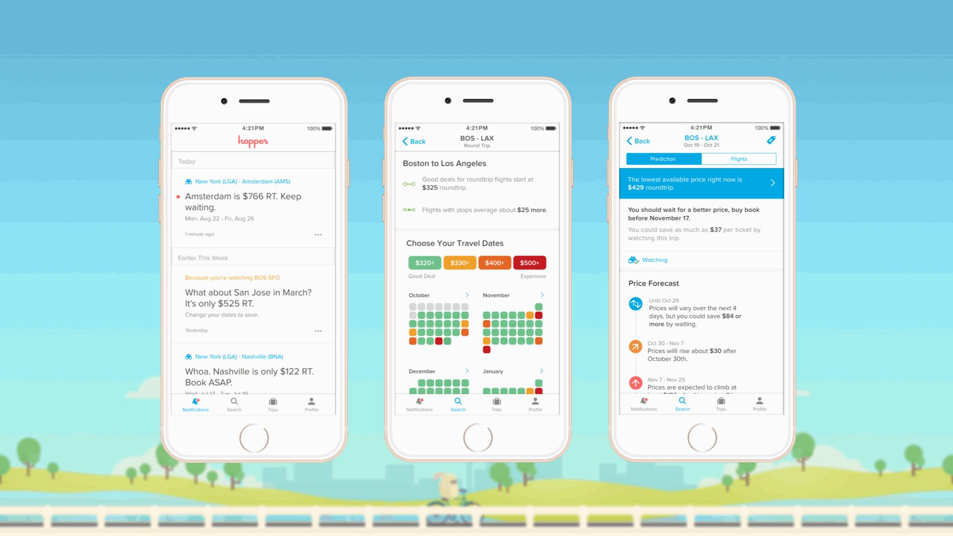 hopper-ios-app