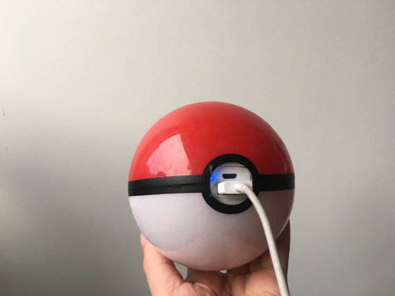 Pokeball accu