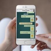 WhatsApp bereidt zich met beta voor op iOS 10 en maakt meerdere emoji groter