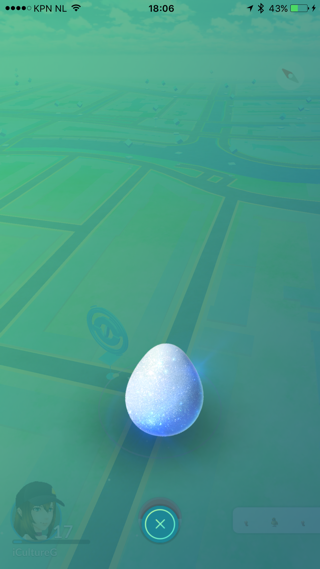 Pokémon Go Lucky Egg
