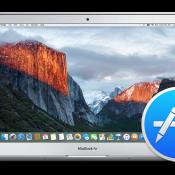 Bekijk onvoltooide downloads in de Mac App Store