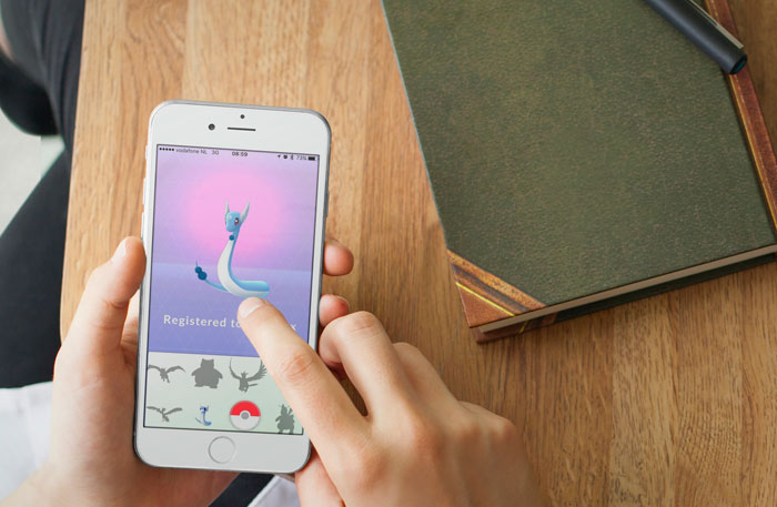 Pokemon: Dragonair toevoegen aan Pokedex