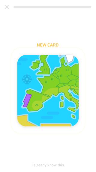 Tinycards Europa