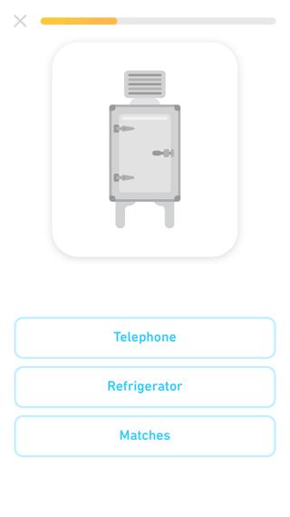 Tinycards uitvindingen als quizvraag