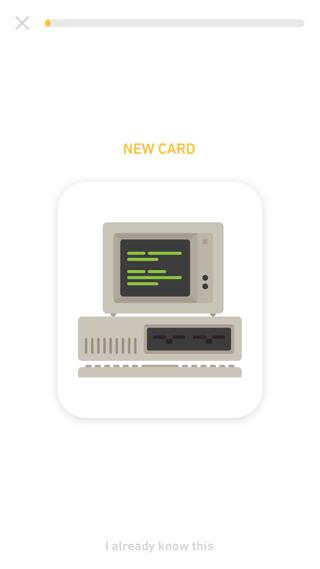 Tinycards uitvindingen: de personal computer