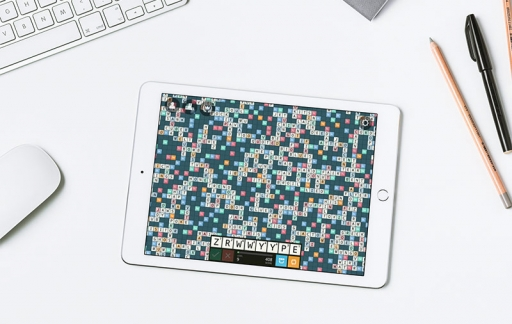 Scrivalry-app - iPad