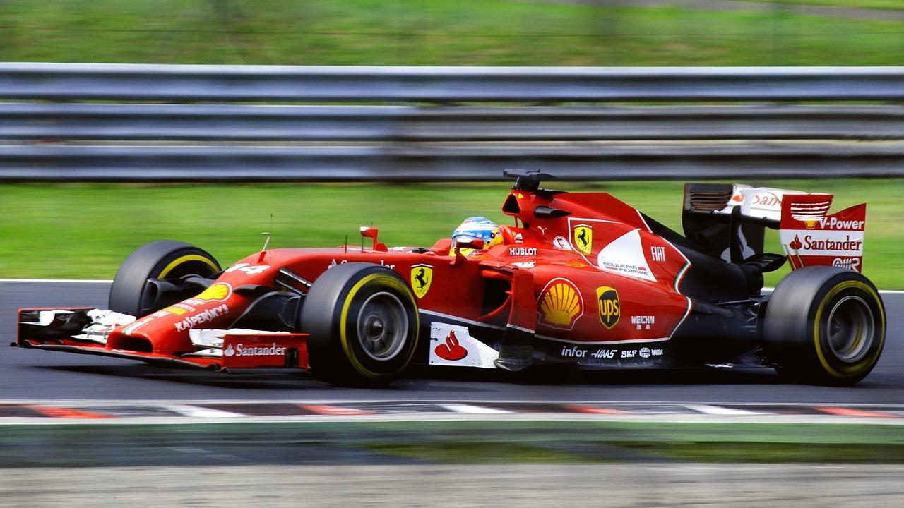 Apple en Formule 1.