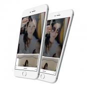 Polaroid Swing-app