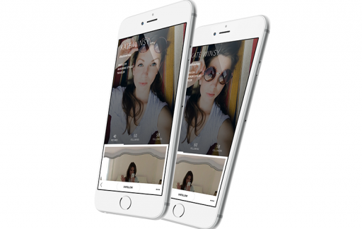 Polaroid Swing-app