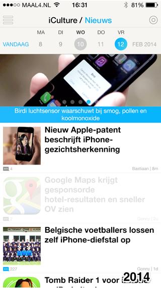 iCulture appdesign 2014