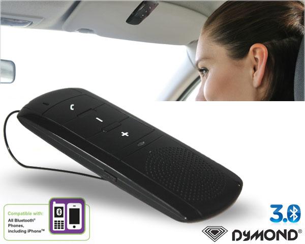 Dymond Bluetooth CarKit.