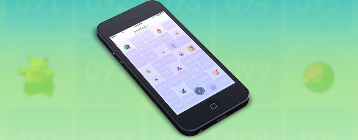Pokemon Go installeren op de iPhone.