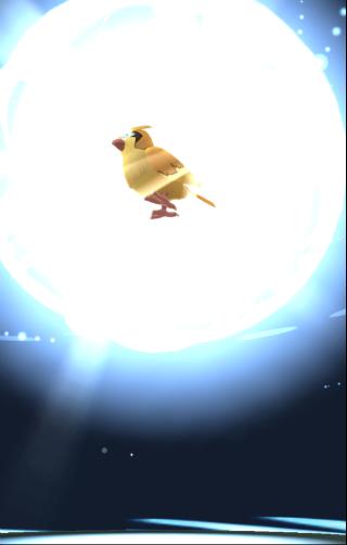 Pokemon Go evolutie