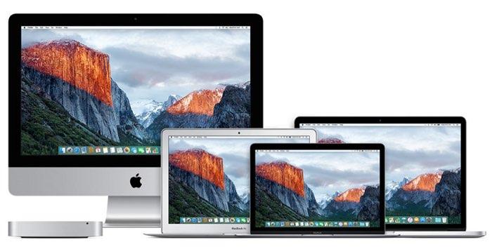 iMacs en MacBooks