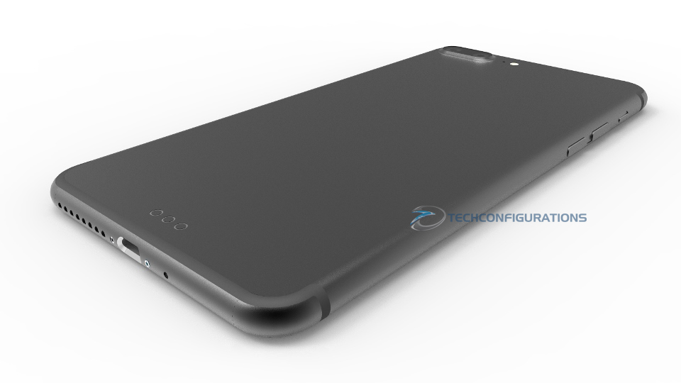 iPhone 7 Plus concept.