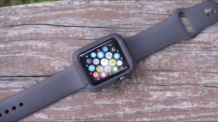 Spigen  Rugged case Apple Watch
