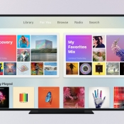 Dit is Apple Music op de Apple TV met tvOS 10