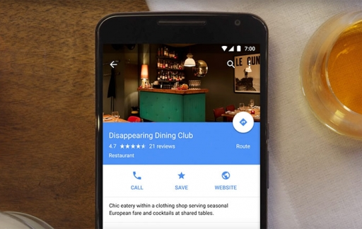 Google Lokale Gidsen