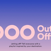 Spotify - Out Of Office playlist