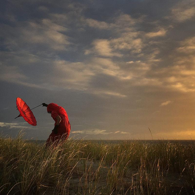 iPhone Photography Awards 2016 - 2e prijs winnaar- Robin Robertis - She Bends with the Wind