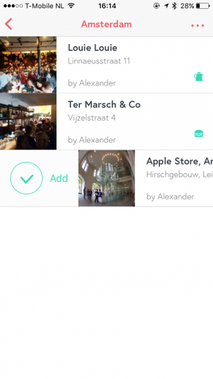 Flamyngo-app - goedkeuren tips