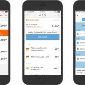 Mobiel Bankieren van ING gaat toekomstige uitgaven voorspellen