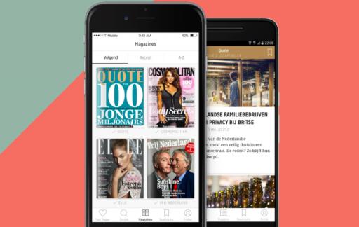 Maggy Magazine-app