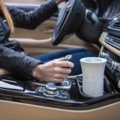 Wynd luchtreiniger in de auto