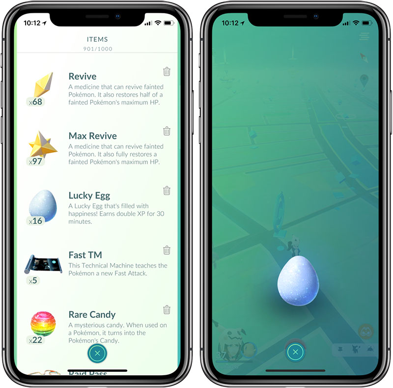 Lucky Eggs in Pokémon Go: zo stijg je meerdere levels!