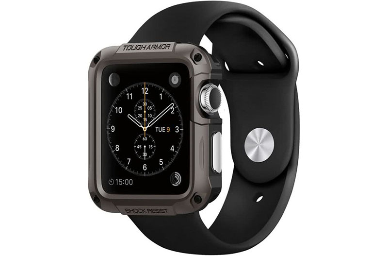 Spigen Tough Armor Apple Watch-case