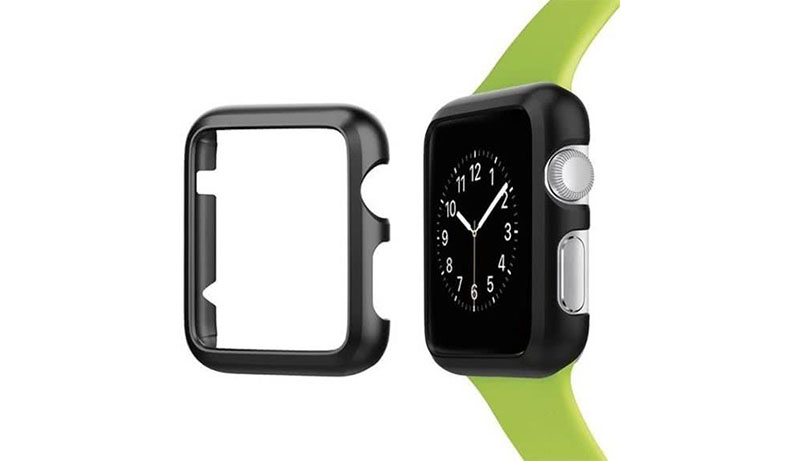 Apple Watch case merkloos