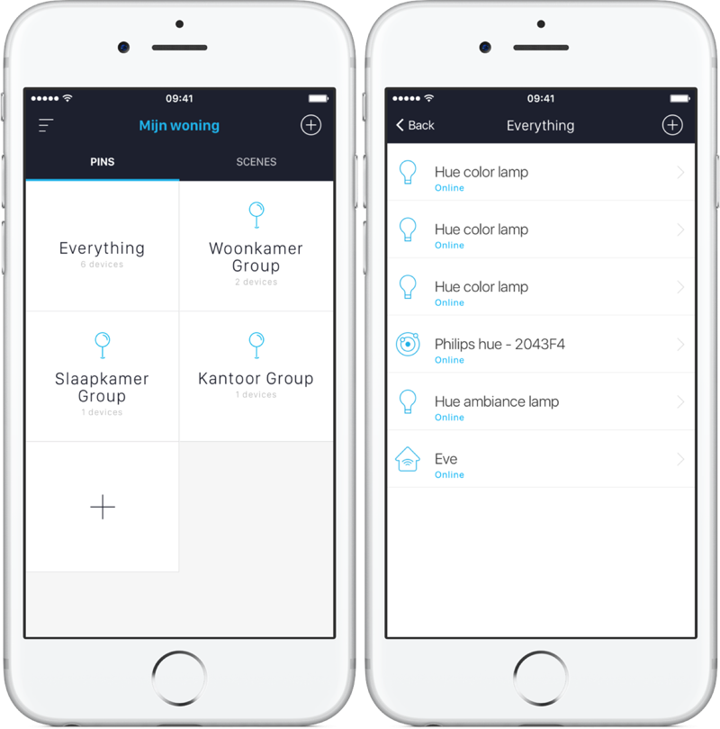 Ezzi Home is een alternatieve HomeKit-app.