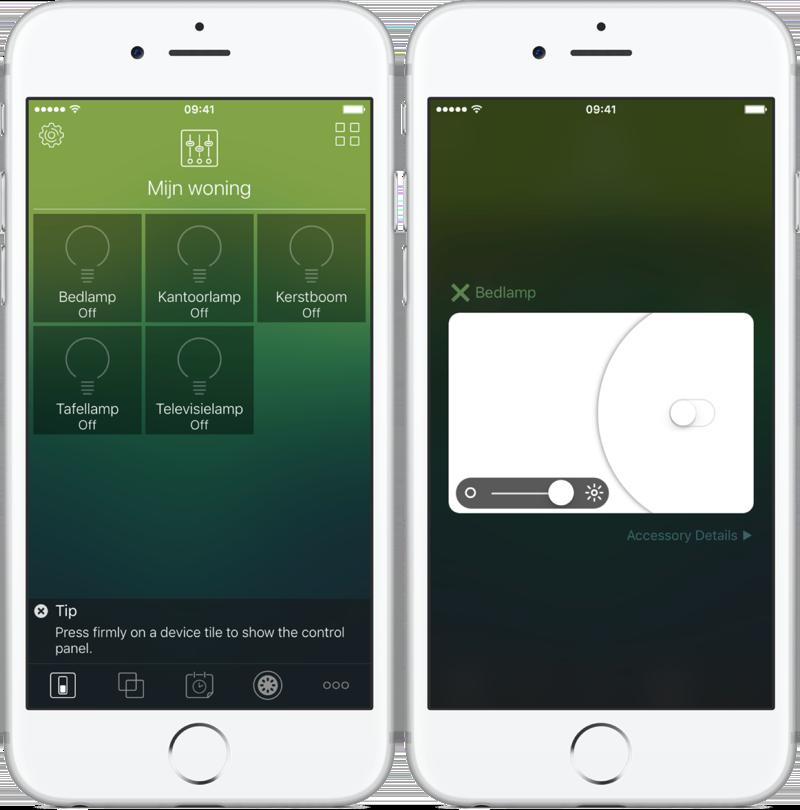 Hesperus is een vrolijke HomeKit-app.