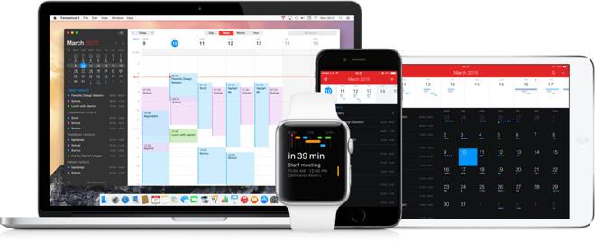 Fantastical 2 apps