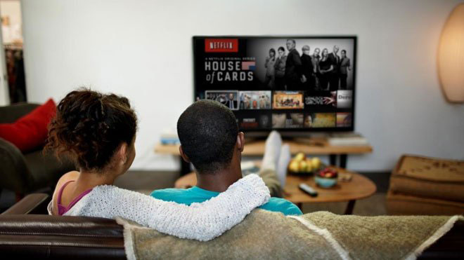 Netflix tv-kijken