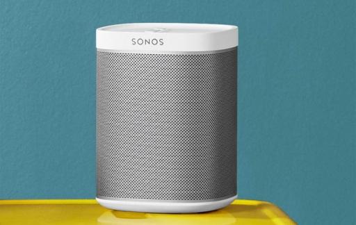 Sonos Play1 geel