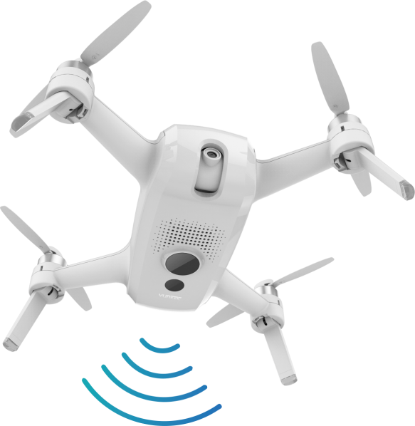 Drone Breeze infrarood