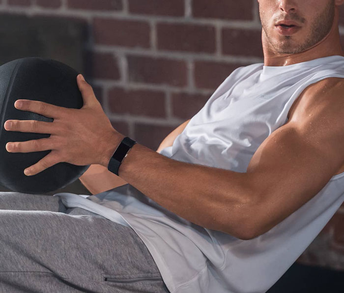 Fitbit Charge 2 sporter